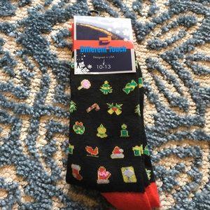 Other - NWT Christmas Socks
